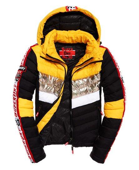 Superdry Collab Chevron Fuji Jacket