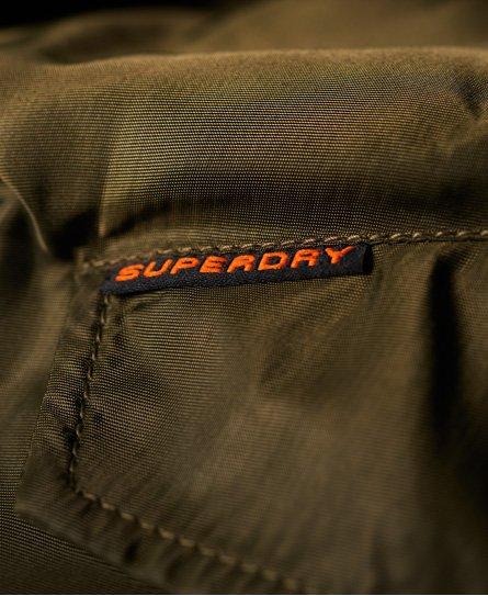 Superdry Patch Rookie Flight Bomber Jacket