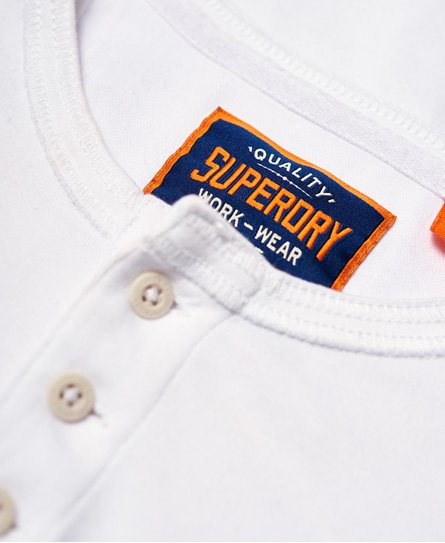 Superdry Tunisien à manches longues Heritage