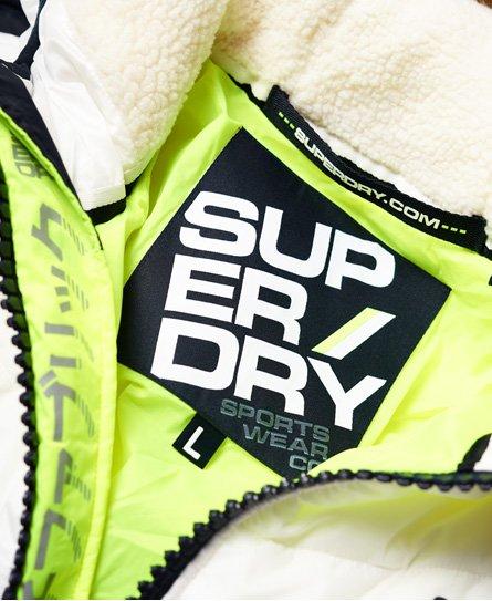 Superdry Giubbotto Fuji Downhill