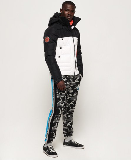 Superdry Super Canadian Ski Down Puffer Jacket