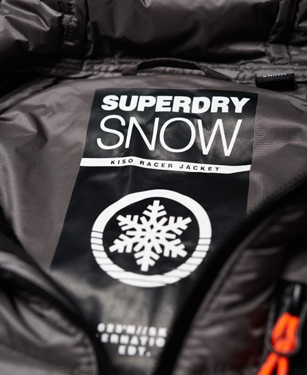 Superdry Kiso Racer Steppjacke