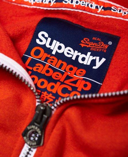 Superdry Orange Label Kapuzenjacke