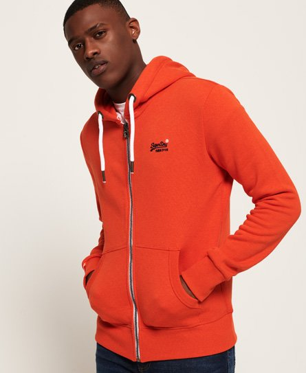 Superdry Orange Label Kapuzenjacke