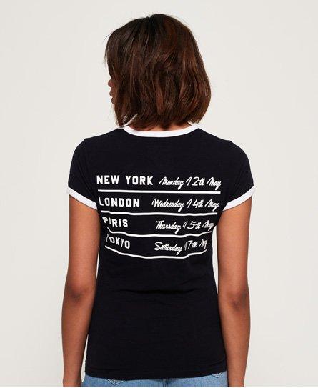Superdry Shirt Shop Vintage Tour T-Shirt