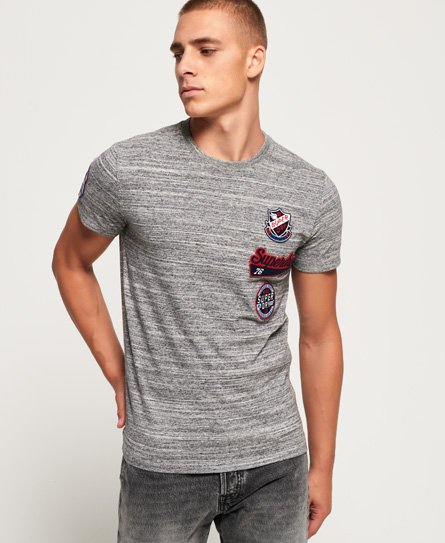 Superdry Patch T-Shirt
