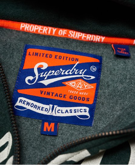 Superdry Heritage Classic Kapuzenjacke