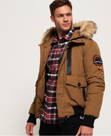 Superdry Bomber aviateur Everest