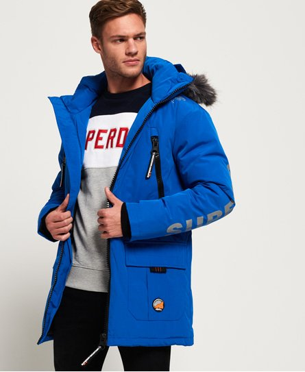 Superdry Parka de plumón Mountain Pro Project