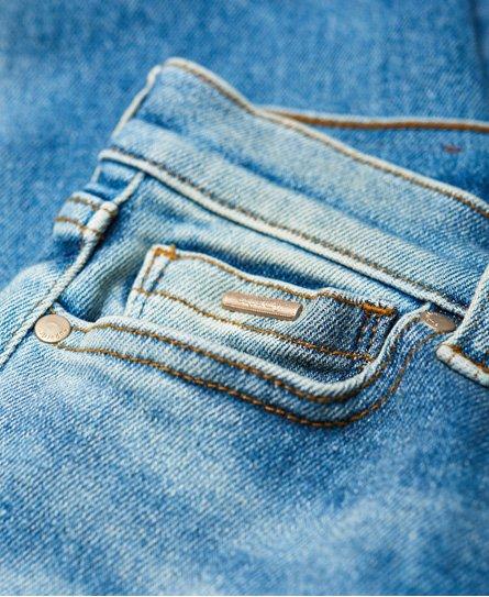 Superdry Jean skinny taille normale Super Vintage