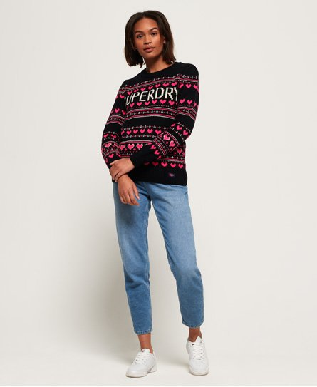 Superdry Pull jacquard Cleveland