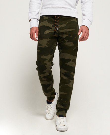 Superdry Pantalon de survêtement Urban Orange Label