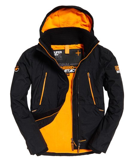 Veste à capuche Polar SD-Windattacker