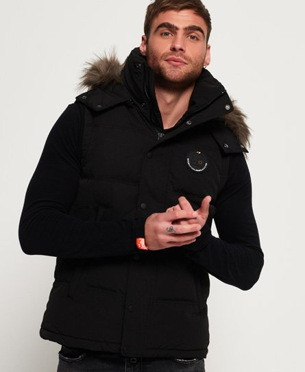 Superdry Rookie Down Gilet