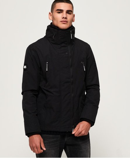 Superdry Microfibre SD-Windattacker Jacket