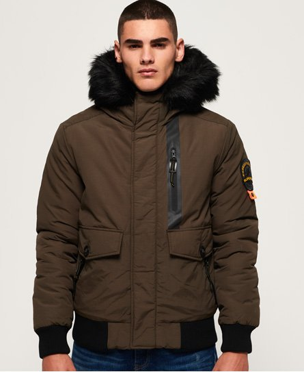 Superdry Everest-pilottitakki