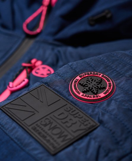 Superdry Veste soft-shell Hybrid