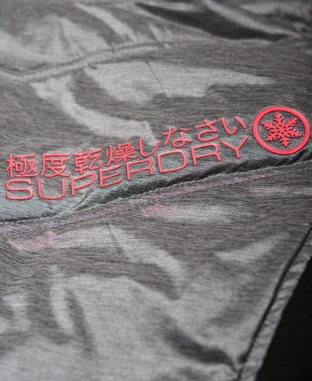 Superdry Softshell Hybrid-jakke