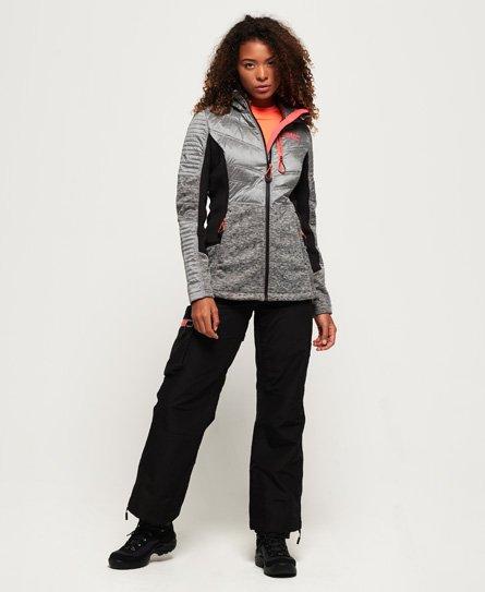 Superdry Softshell Hybrid Jacket