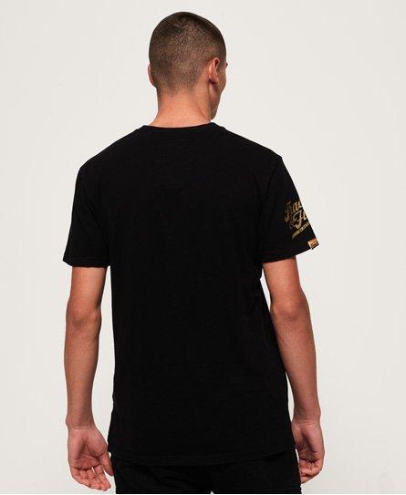 Superdry 1994 Metallic Box Fit T-Shirt