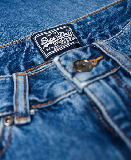 Superdry Minijupe en denim