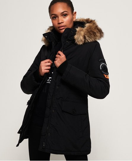 Ashley Everest Jacke