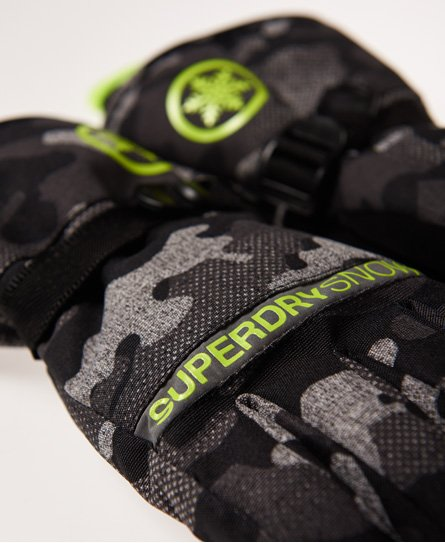 Superdry Gants Ultimate Snow Service