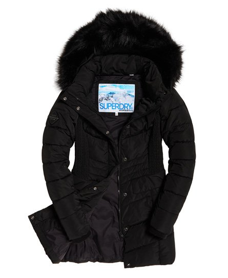 Superdry Glacier Padded Parka Jacket Women S Jackets Amp Coats