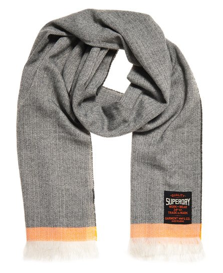 Superdry Super Capital Scarf