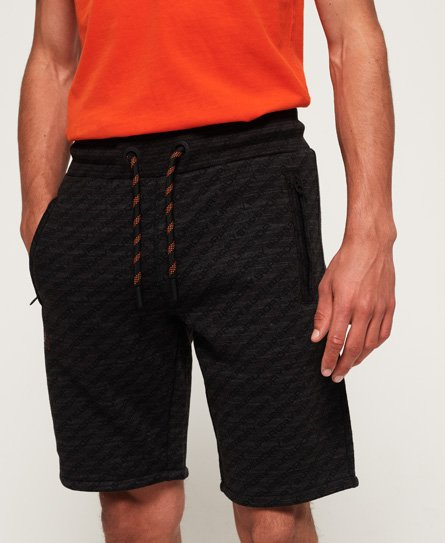 Superdry Short à empiècement Urban Orange Label