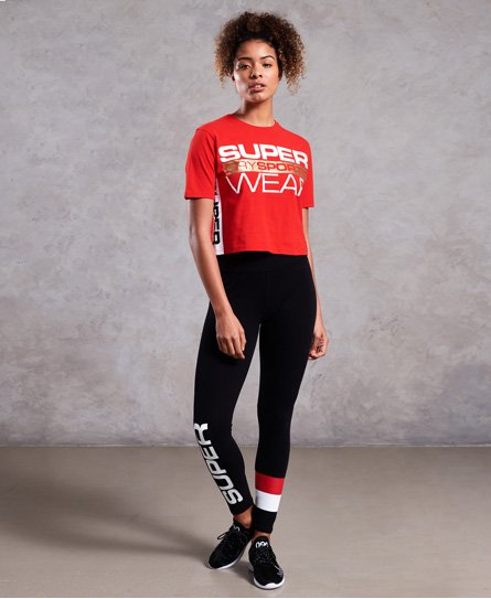 Superdry Streetwear Sport Leggings