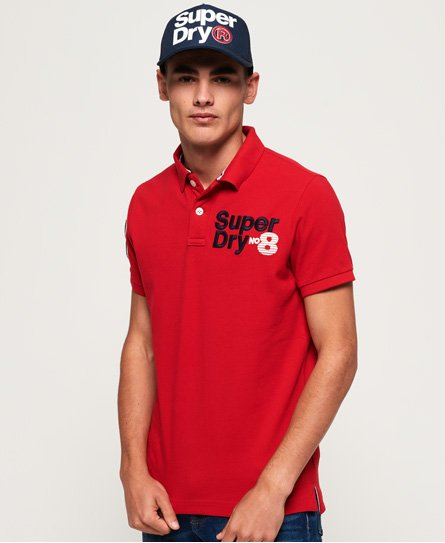 Classic CNY Superstate Pique Polo Shirt