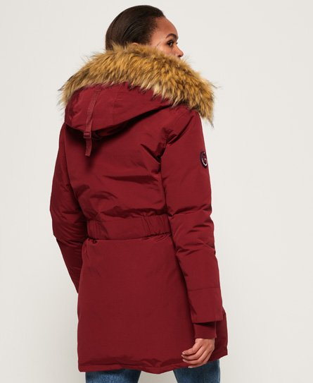 Superdry Parka Rookie Down