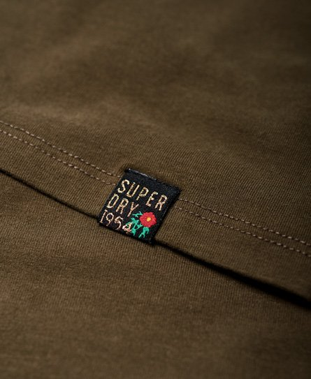 Superdry Mini robe à empiècements en dentelle