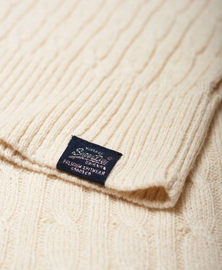 Superdry Croyde Cable Knit