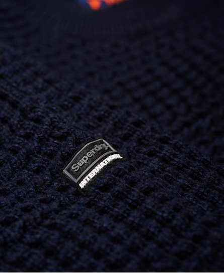 Superdry Seattle Crew Jumper