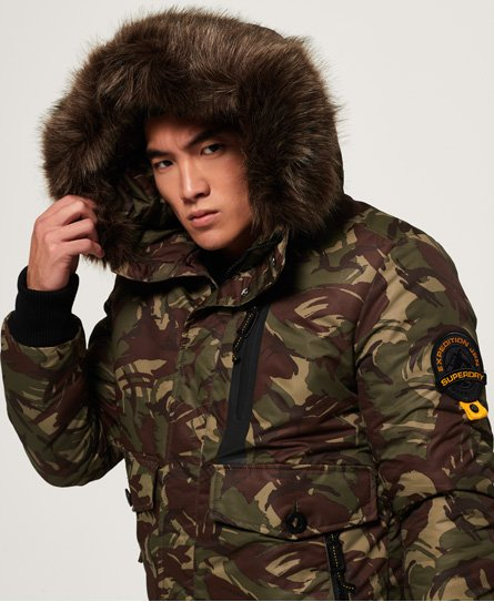 Superdry Everest Bomberjacke