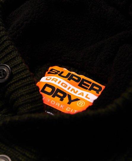 Superdry Pull à capuche Ski Racer Henley