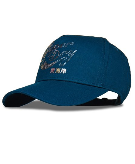 Superdry Casquette strass
