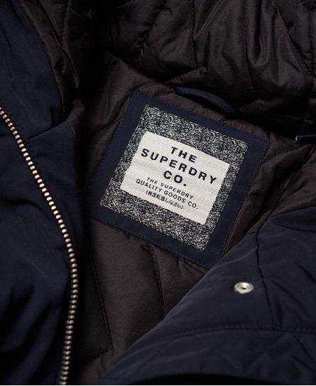 Superdry Knox Padded Parka Jacket
