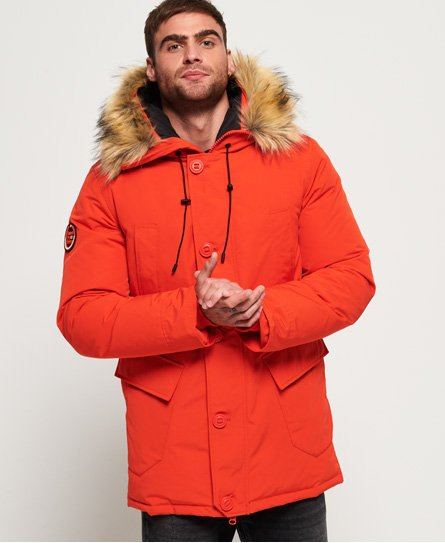 Rookie Down Parka Jacket