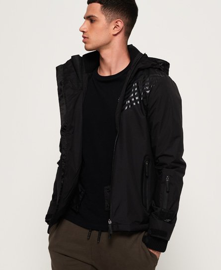 Superdry Giacca impermeabile Diagonal Snow