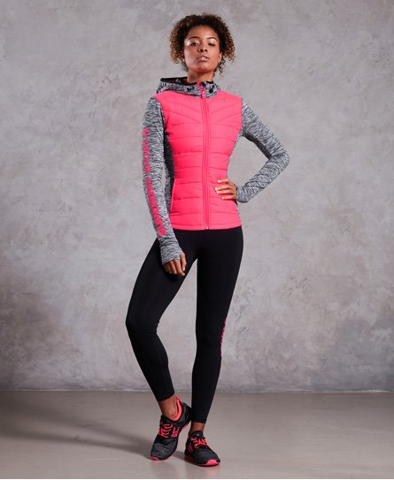 Superdry Giacca Active Hybrid