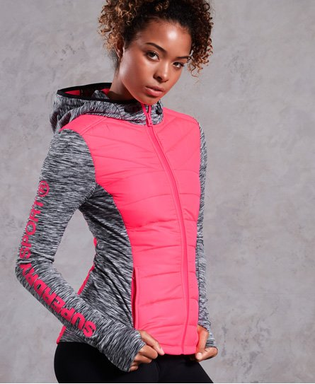Superdry Active Hybrid Jacket