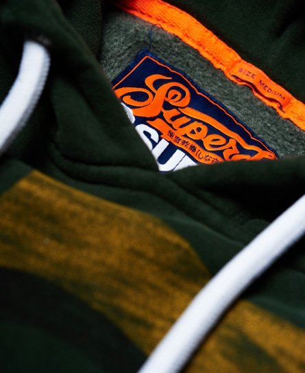 Superdry Super 7 Tri Hoodie