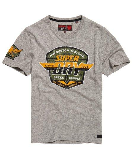 Superdry Custom Tin Tab T-Shirt