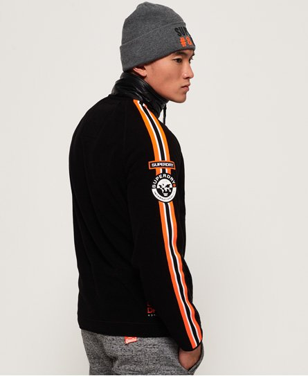 Superdry Mountain Polar Fleece Half Zip Jacket