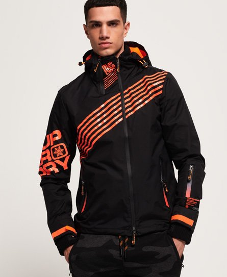 Superdry Diagonal Snow vindjakke