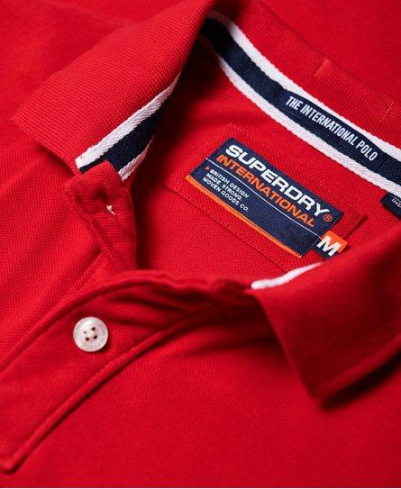 Superdry Classic International Applique Polo Shirt