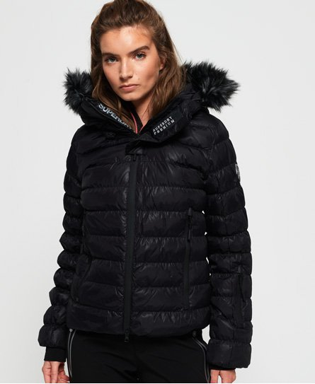 Superdry Bomber Stealth Ski Down